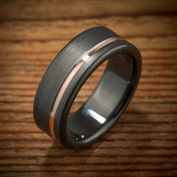 wedding band mens