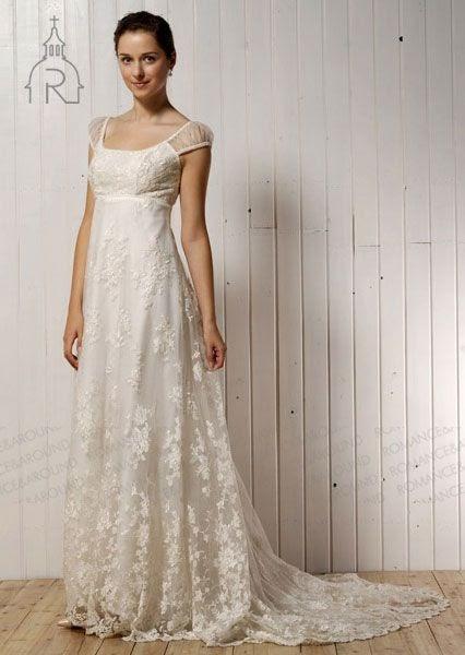 Empire Bridal Dresses