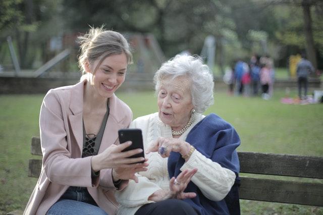 aging parent care